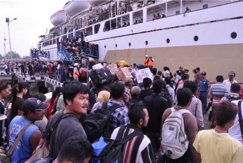 Tiket Mobil Laut Surabaya Mudik 2018