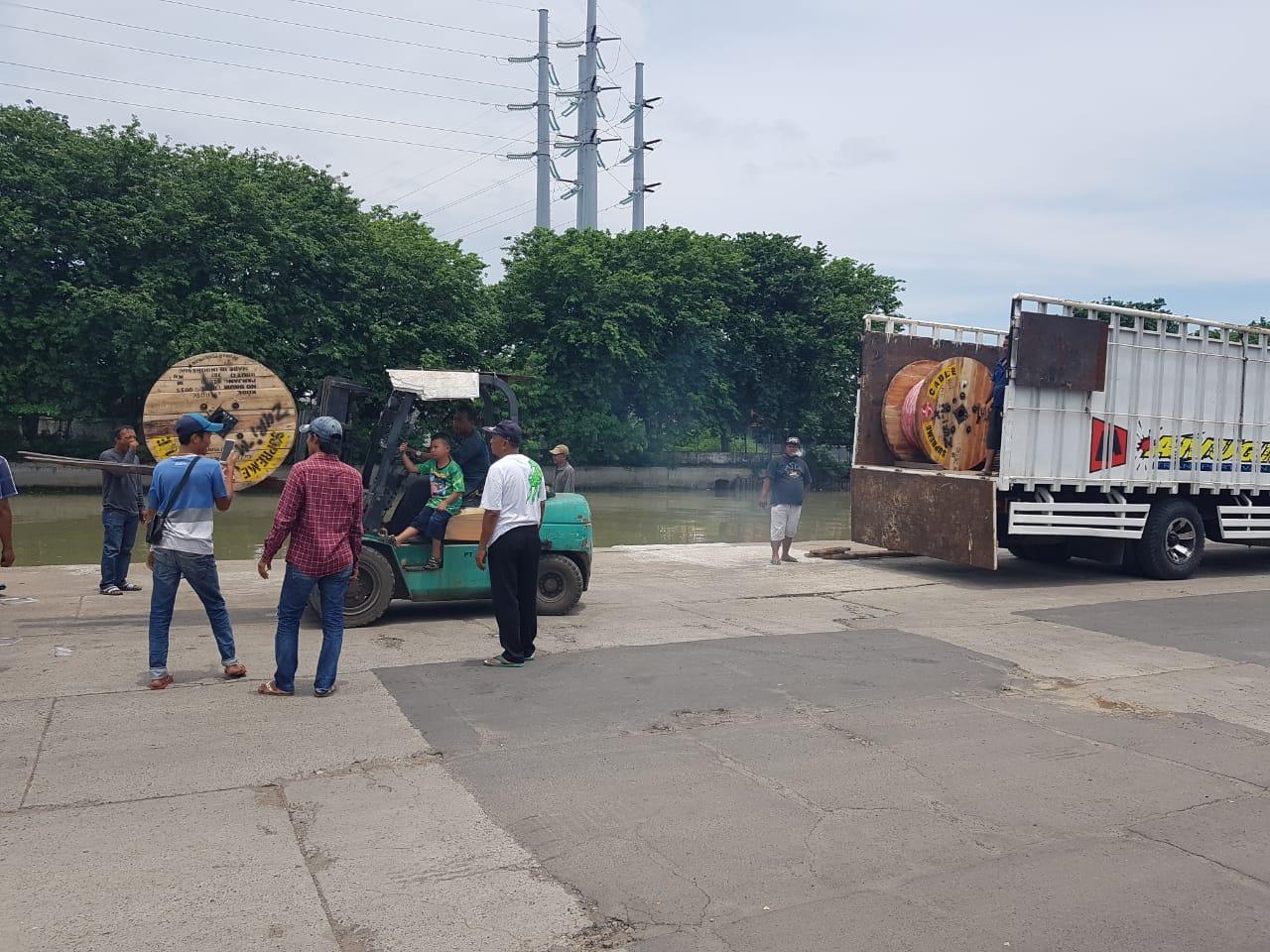 Mengirim barang dan komoditas via kapal laut surabaya 2019
