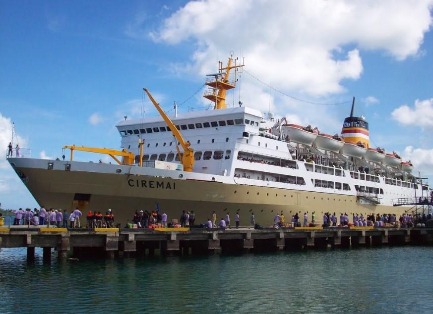 Tiket Penumpang Kapal Laut Surabaya