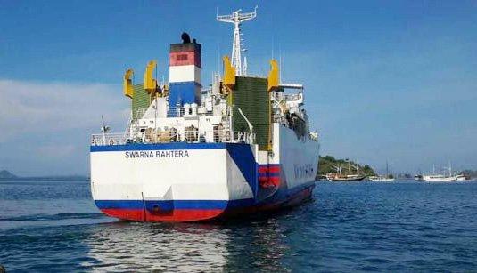 Kabar Gembira Satu Lagi Kapal Roro Layari Labuan Bajo